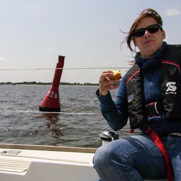 082a - Paula Bayer, Glueckstadttoern 2013