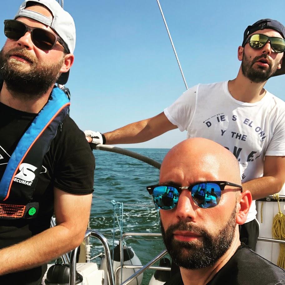 Skippertraining Segelclub Rhe Yachtsegeln