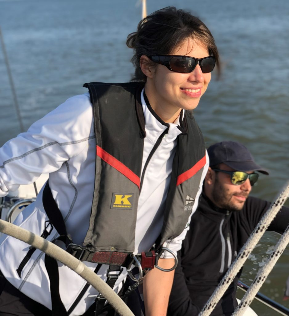 Yachtsegeln Segeltraining