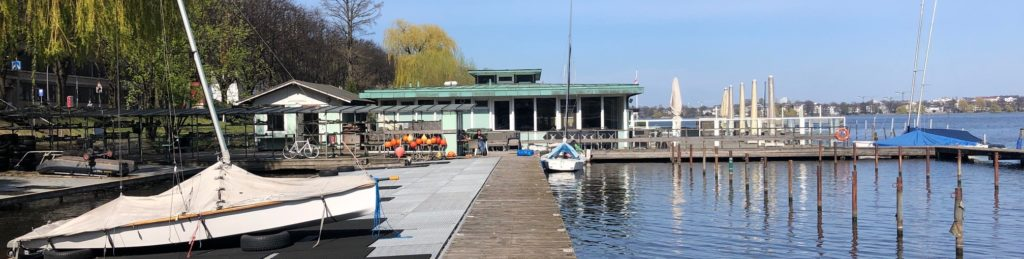 Alstersegeln Segelclub Hamburg Alster