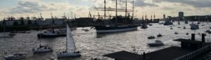 Segelclub Rhe Hamburg Pekingq